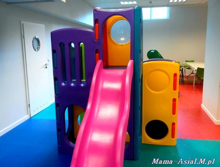 Babyplanet sala zabaw  zjeżdżalnia plac zabaw