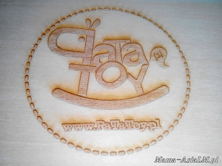 MAMblog II Targi Rodzice i Dzieciaki patatoy logo